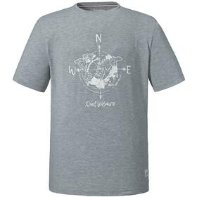 Schöffel Perth1 - T-shirt manches courtes Homme - gris